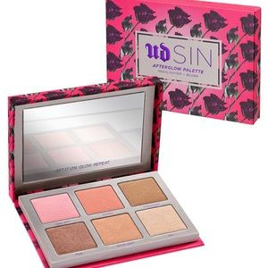 Urban Decay Afterglow Highlighter & Blush Palette